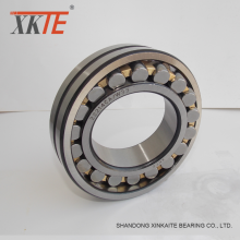 22214 CA/W33 Brass Spherical Roller Bearing For Drum