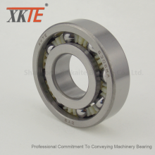 Nylon+Material+Cage+Bearing+For+Mining+Conveyor+Idler